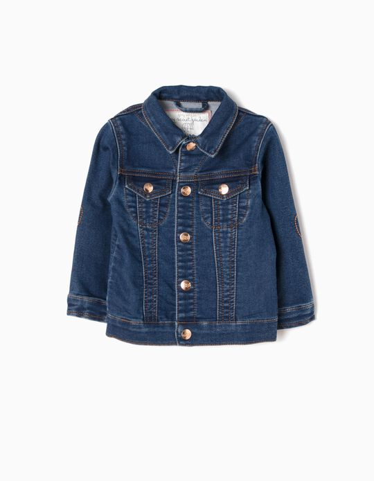 Veste en jean My secret Garden