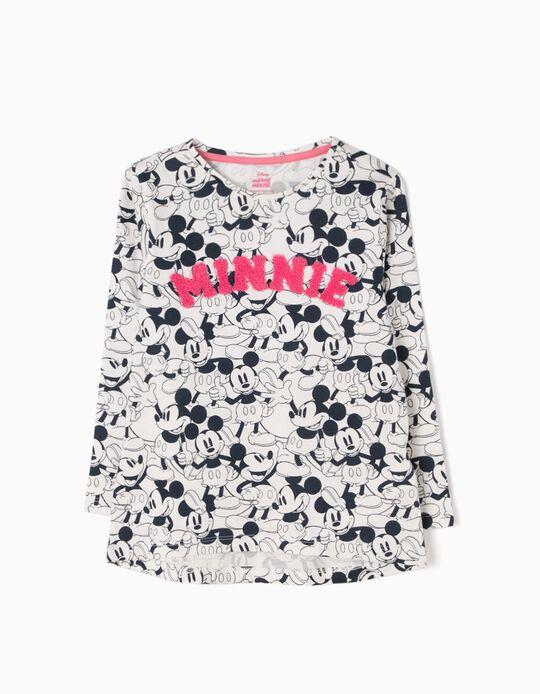 Camiseta de Manga Larga Minnie Mouse