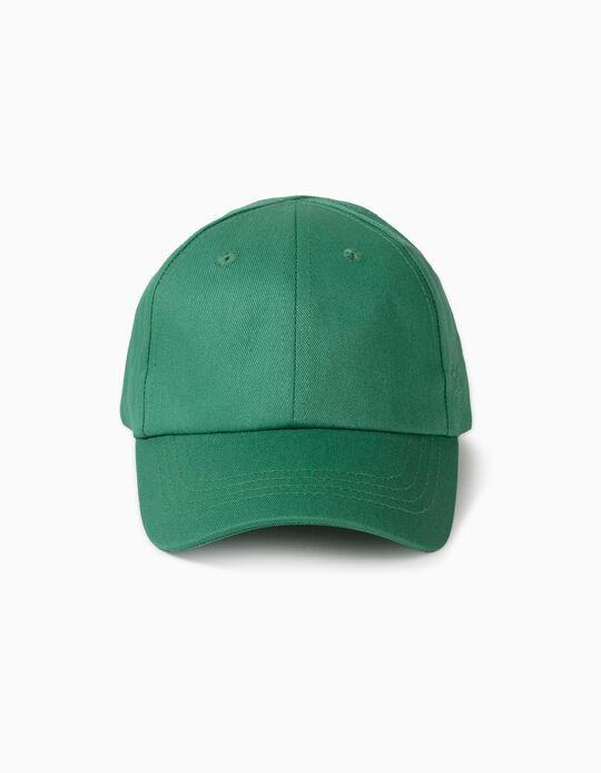 Boné para Criança 'ZY 96', Verde