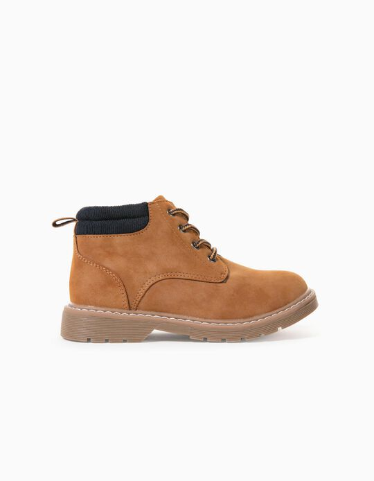 Boots for Boys, Camel