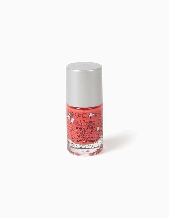 Verniz Unhas Coral Rosa