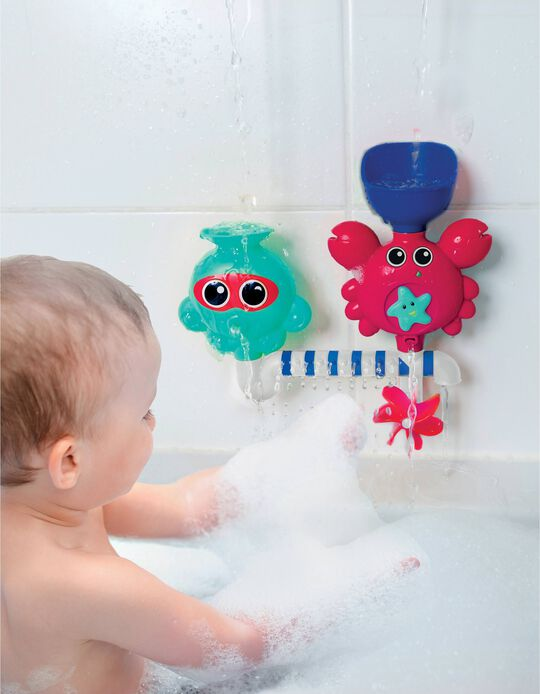 Juguete de baño Wall Ludi