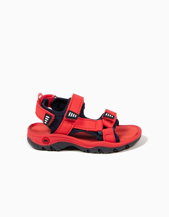 Sandálias ZY Bicolor