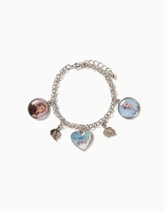 Bracelet for Girls 'Frozen II', Silver