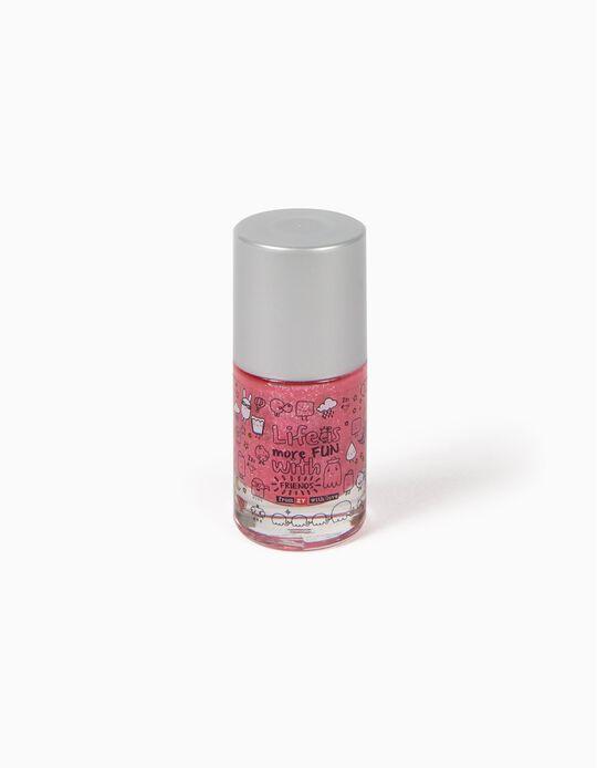 Pintaúñas Purpurina Rosa