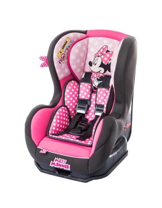 Silla Auto Gr 0+/1/2 Minnie Disney