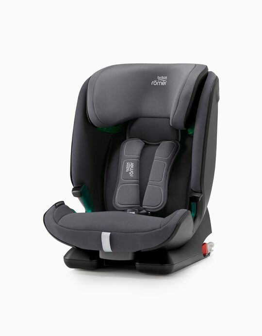 Cadeira Auto I-Size Advansafix M Britax Römer Storm Grey