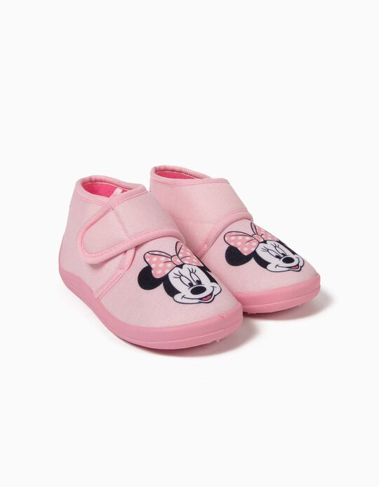 Pantufas Rosa Miss Minnie