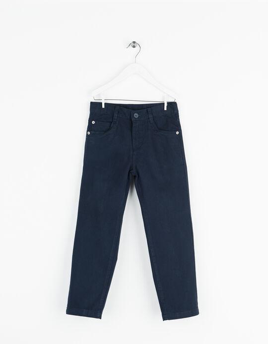 Pantalón Cinco Bolsillos