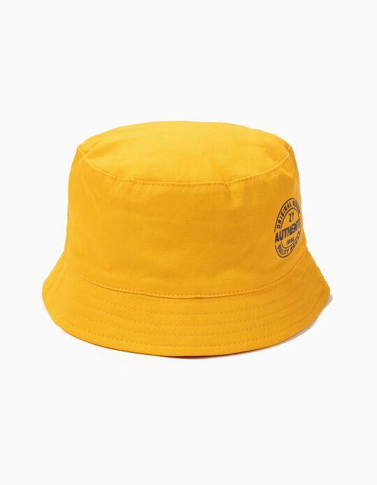 Sombrero para Niño 'ZY 1996', Amarillo