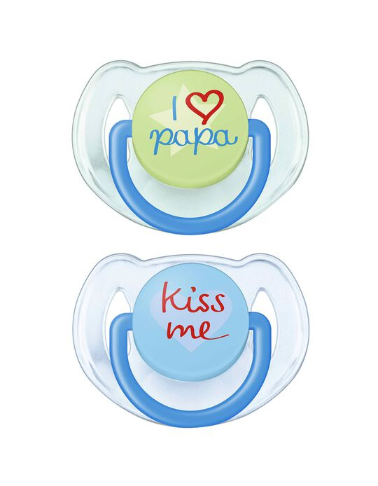 Chupete Silicona Phrases 6-18M Philips Avent