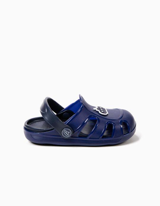 Sandalias Submarino Azules