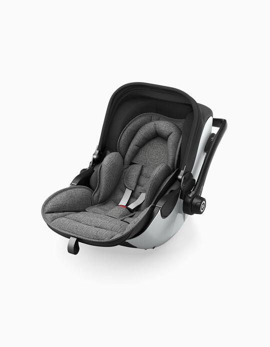 Cadeira Auto I-Size Evoluna 2 Kiddy Grey Melange