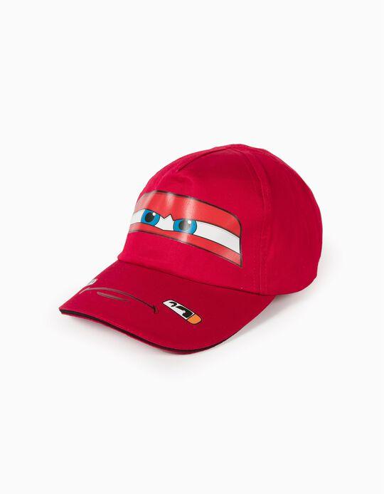 Gorra para Bebé y Niño 'Cars', Rojo