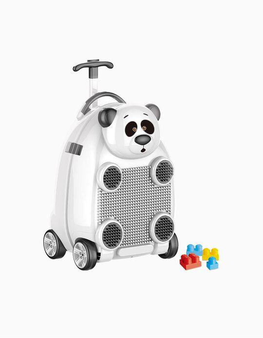 Panda Mini Suitcase by Giros