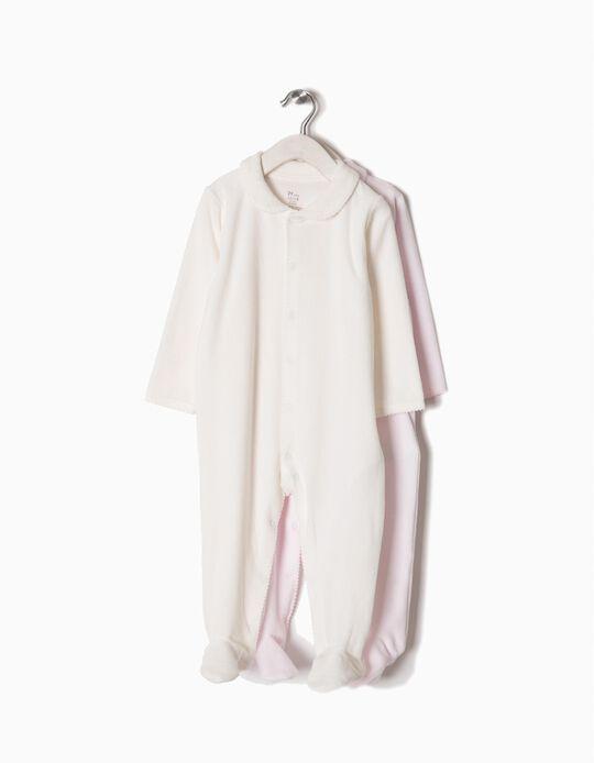 Pack 2 Pijamas Babygrow