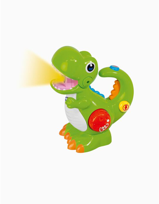 Juguete T-Rex chicco