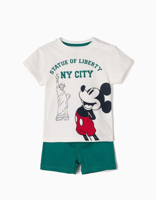 Camiseta y Short Mickey Statue of Liberty