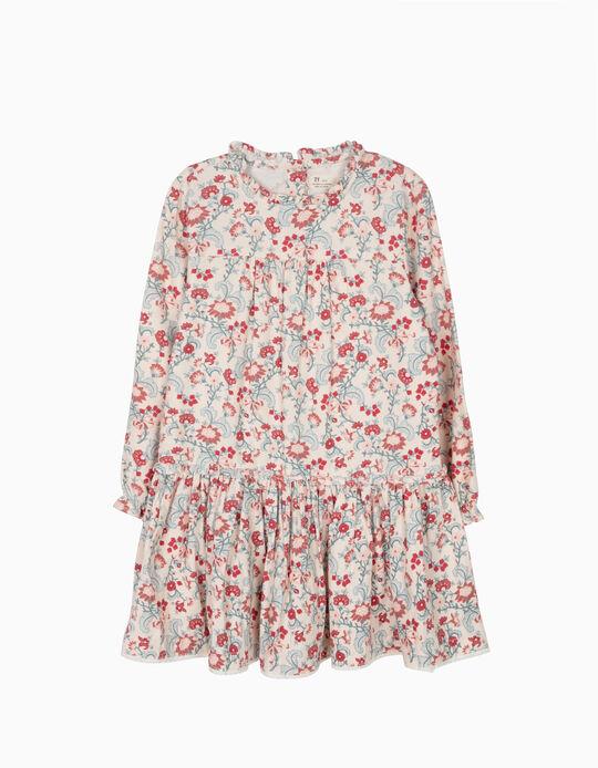 Vestido Bombazine Flores