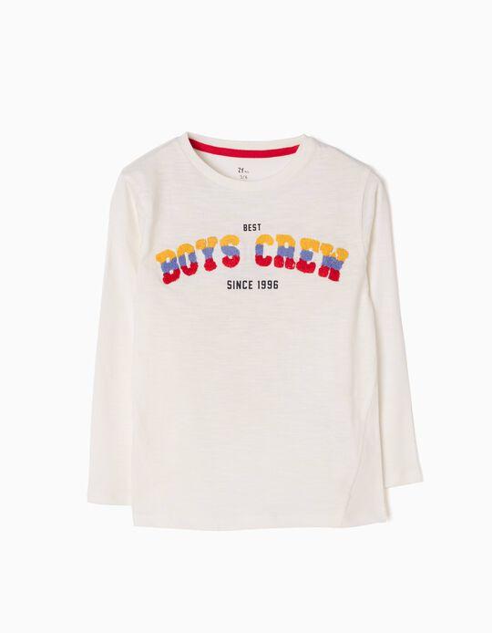 Camiseta de Manga Larga Boys Creek