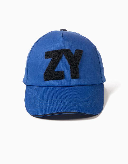 Gorra ZY Azul