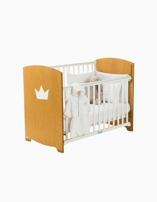 Lit Crown 120x60 cm Zy Baby