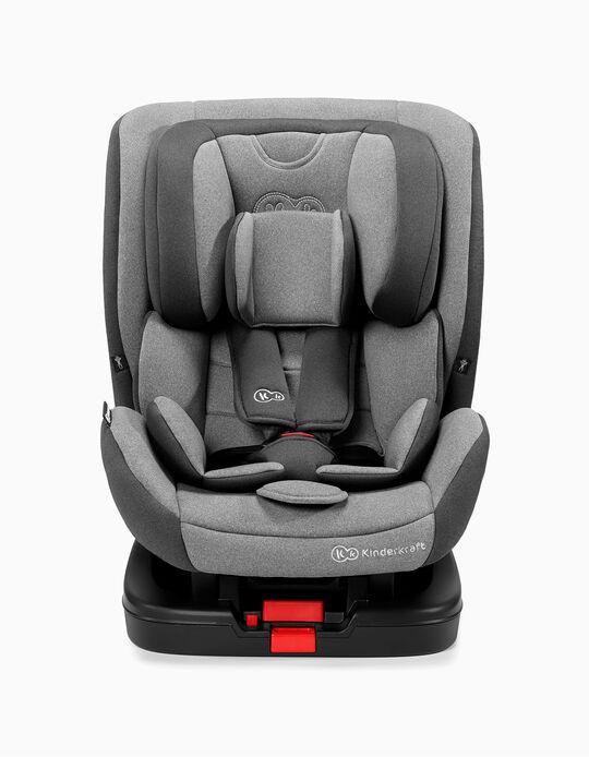 Cadeira Auto Gr 0/1/2 Vado Kinderkraft Grey