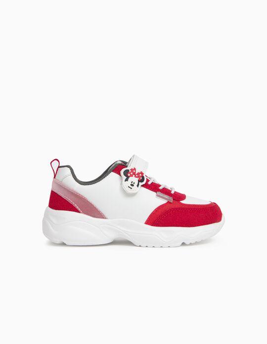 Zapatillas para Niña 'Minnie Superlight', Rojo/Blanco