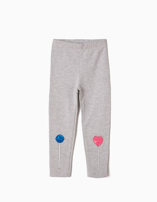 Leggings Lollipop Grises