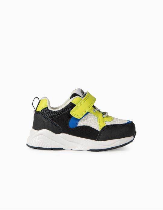Trainers for Baby Boys 'ZY Superlight Runner', Blue/White