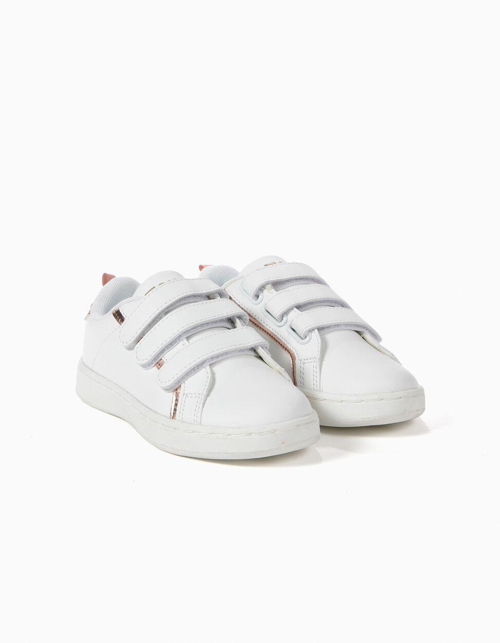 Zapatillas con Tiras Autoadherentes