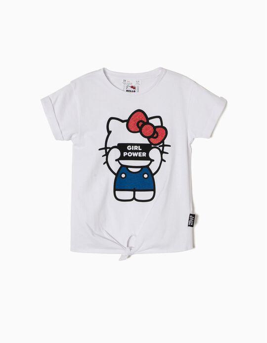 T-shirt Hello Kitty Girl Power