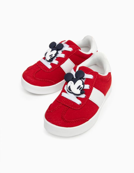 Zapatillas para Bebé Niño 'Mickey ZY Retro', Rojo