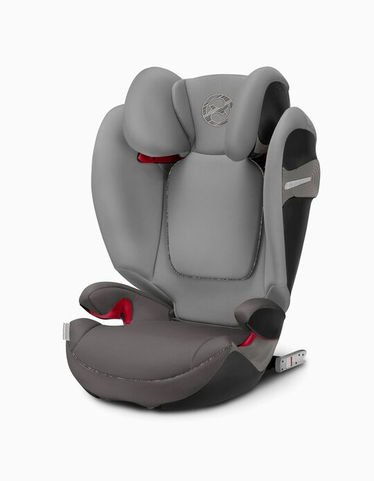Silla Auto Gr 2/3 Solution S-Fix  Cybex