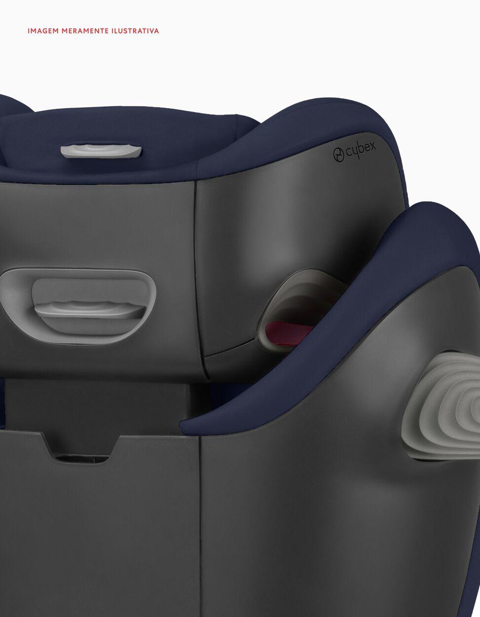 Cadeira Auto Gr1/2/3 Pallas S-Fix Cybex
