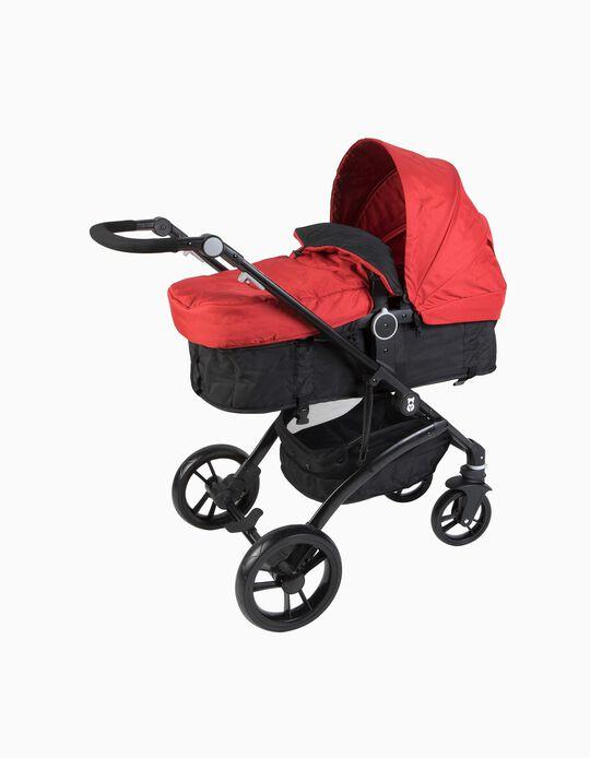 Carrinho de Bebé G16 Ursitos Red