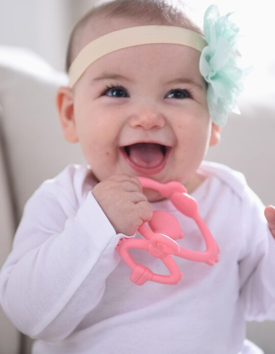 Monkey Silicone Teether by Baby To Love