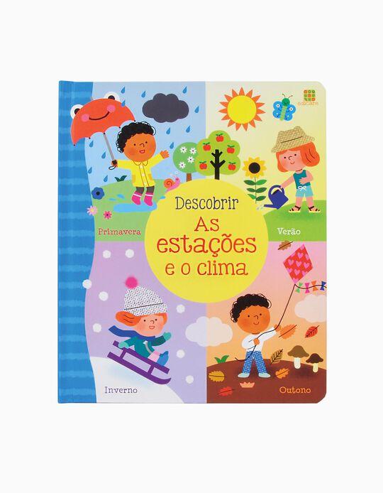Livro Descobrir as Estações e o Clima Edicare