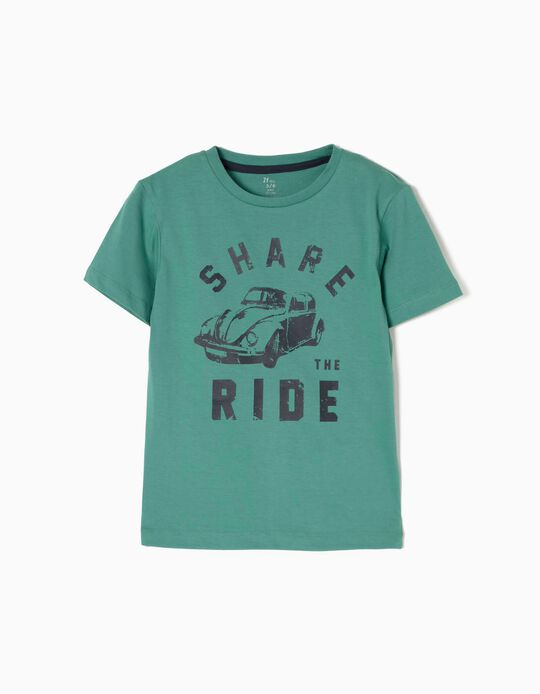 Camiseta Share The Ride