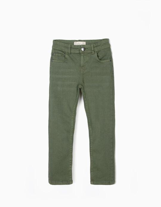 Calças para Menino, Verde