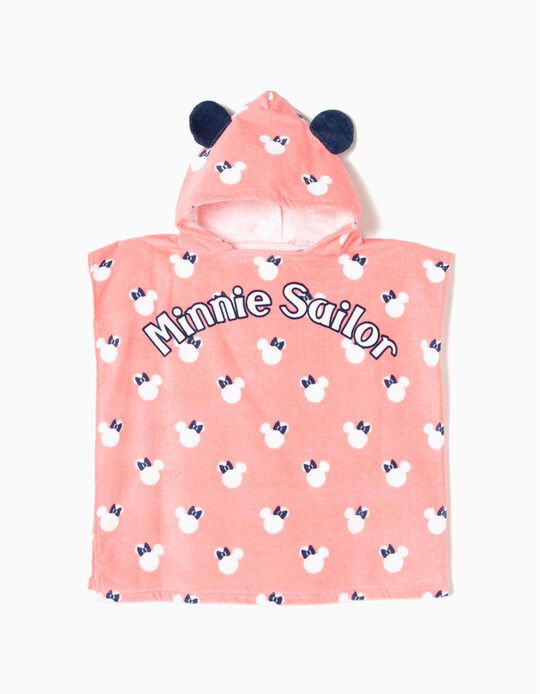 Poncho de Playa Minnie Sailor