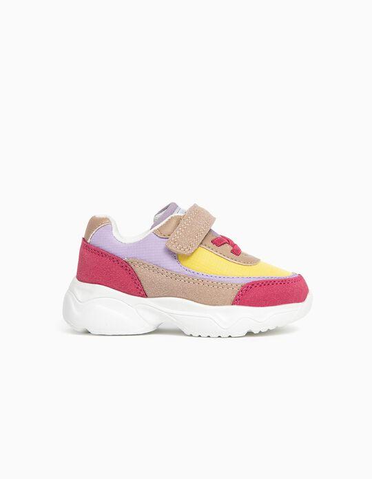 Trainers for Baby Girls 'Superlight Runner', Multicoloured