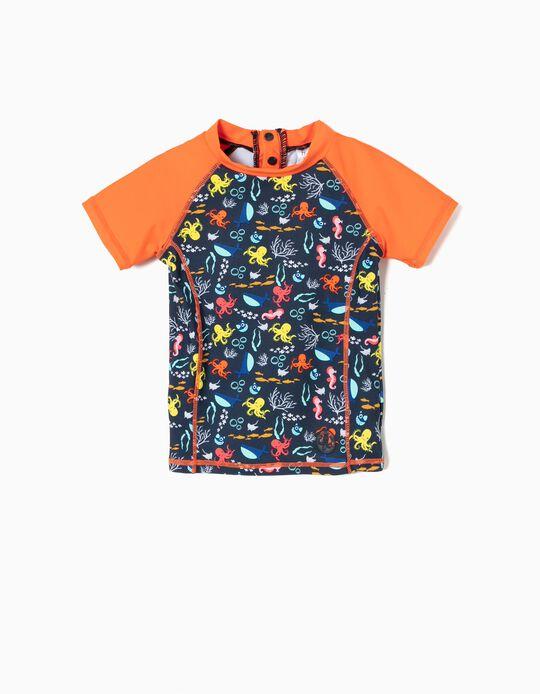 T-shirt de Banho Oceano Anti-UV 60