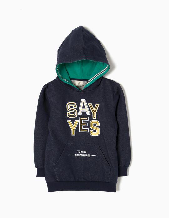 SweatShirt Say Yes