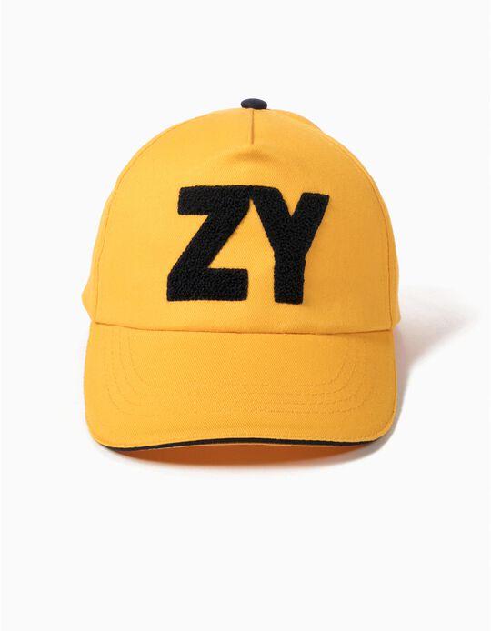 Gorra ZY Amarilla