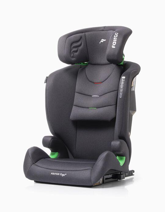 Cadeira Auto I-Size Raga Fix Fairgo Grey