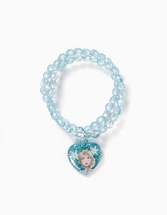 Double Bracelet for Girls, 'Frozen II', Blue