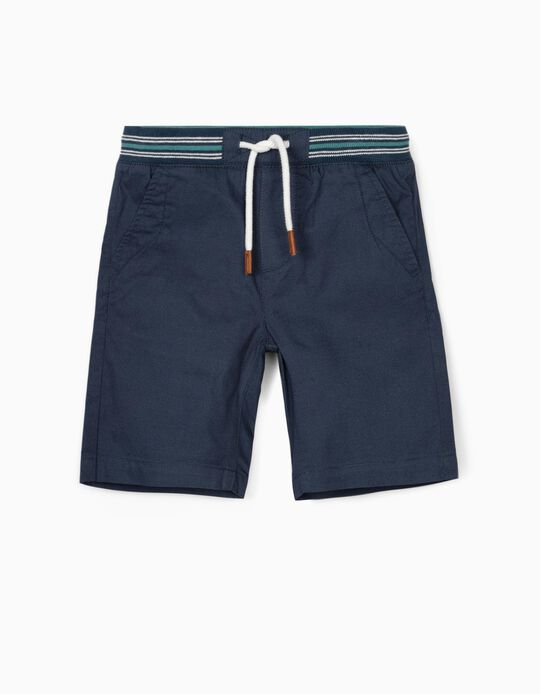 Shorts for Boys, Dark Blue