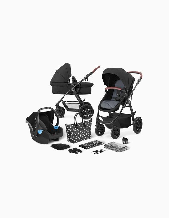 Xmoov Travel System by Kinderkraft, Black
