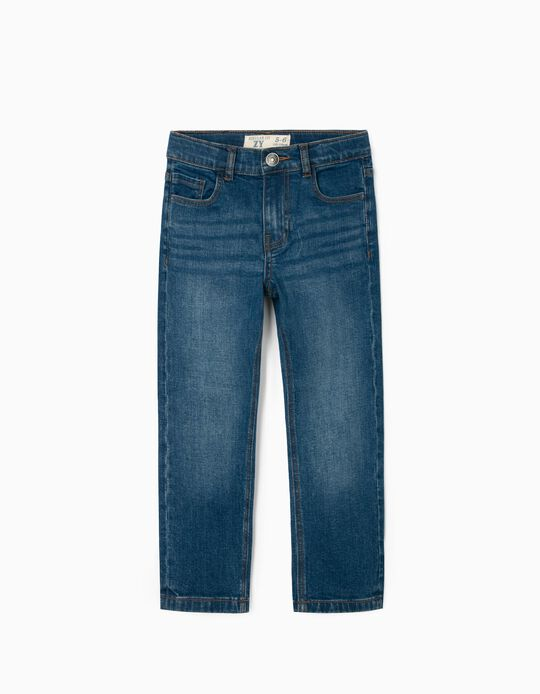 Denim Jeans for Boys 'Regular Fit', Blue